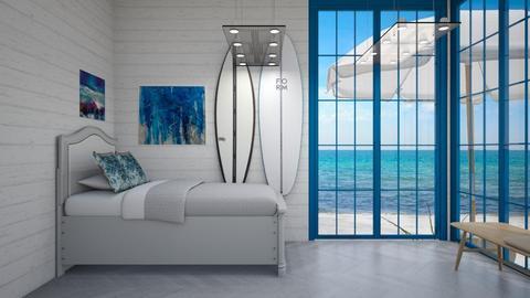 beach room - Bedroom - by cguy67