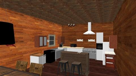 Kitchen right one - Classic - Kitchen - by Cereakliker4Lyf