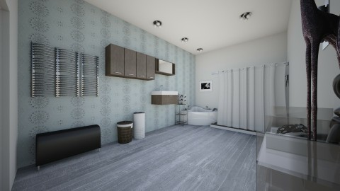The Room Of Rest - Glamour - Bathroom - by jozlynrooney22