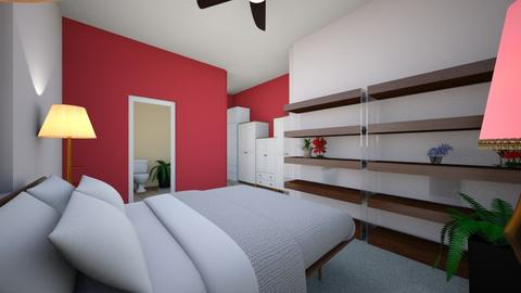 alto upstairs master - Bedroom - by JeAnna M Lewis Stalcup