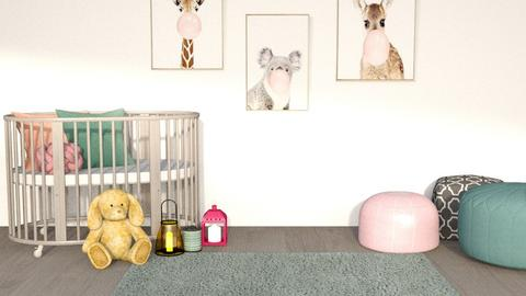 kidsy - Kids room - by its_eima