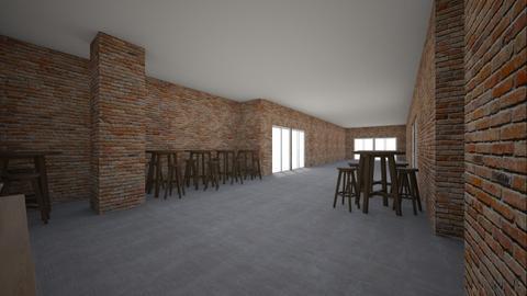 back cafe 3 - Living room - by heidikruse