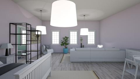 re_Niece - Feminine - Bedroom - by Isaacarchitect