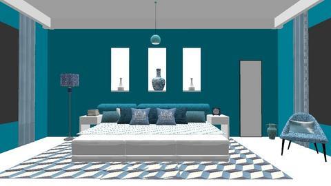 BED - Modern - by zayneb_17