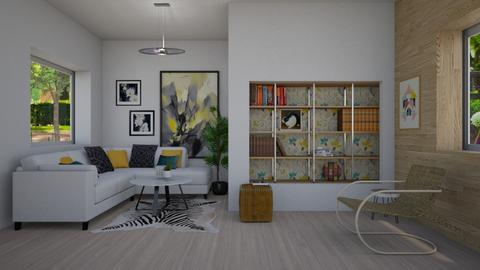 Livingroom - by Tara T