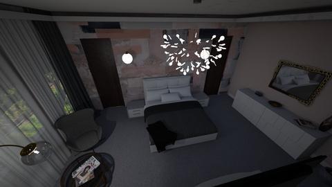 ALBU - Glamour - Bedroom - by Brera