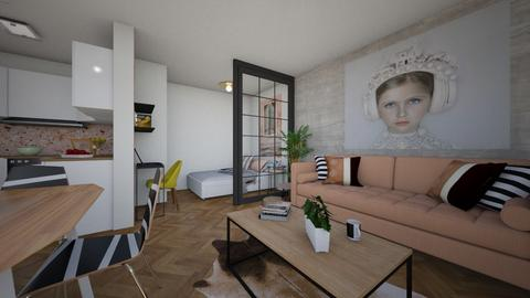 jlkm - Living room - by Lin Diegues
