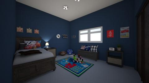 Kids Bedroom - Kids room - by ellarowe224