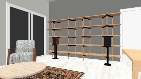 Room 1 - Living room - by djangothefirst