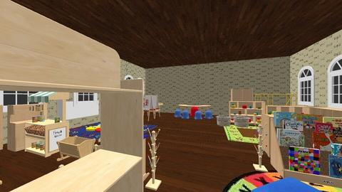 MY CLASSROOM - Kids room - by XLHUAHXWEBPZYVHHTHRRXWRVWDECCTM