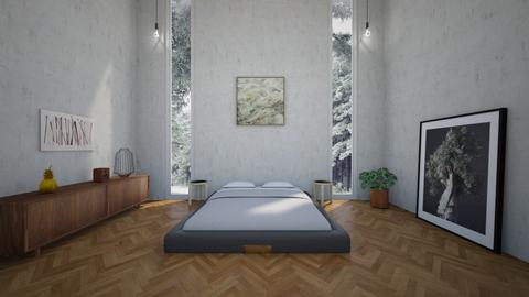 Modern Bedroom - by Bastin