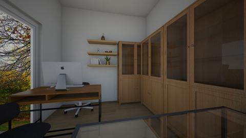 MY OFFICE  - by tiituch natt
