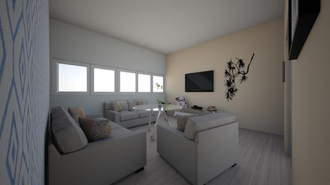 Alice Tomson living room  - Classic - Living room - by LaraJhonson