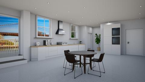 Bjork Gudmundsdottir - Eclectic - Kitchen - by Elenn