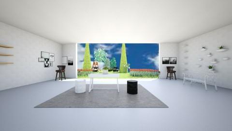 Going into the garden - Modern - Garden - by InteriorDesigner111