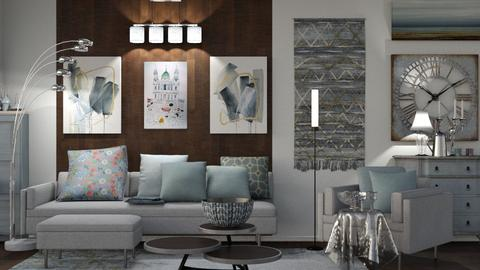 Put Together - Modern - Living room - by Jessica Fox