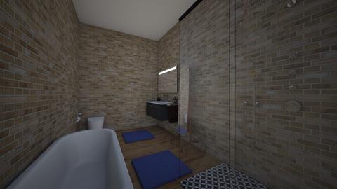 Parents bathroom - Modern - Bathroom - by hr284871