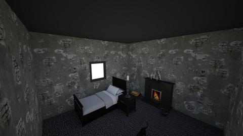 Cinderellas cellar room - Bedroom - by emivim
