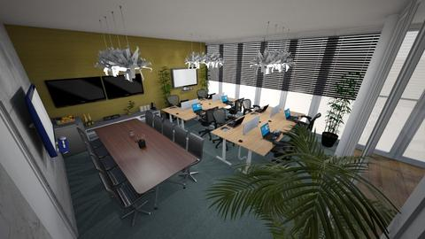 Accent GreenService v2 - Modern - Office - by TomDeCostere