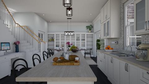 Secretary - Kitchen - by lauren_murphy