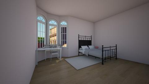 chi9c - Bedroom - by snazzysnail