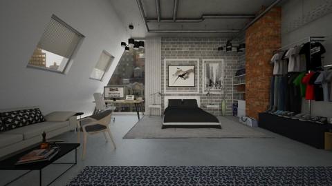 NYC Loft - by ayudewi382
