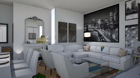 TVKitchen BEST - Living room - by natdufort