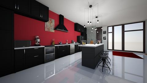 Kitchen life - Modern - Kitchen - by kristenaK