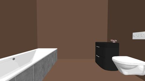 german badezimmer - Bathroom - by Ibrahim Shehab