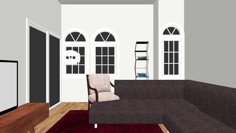Room 1 - Living room - by ncha