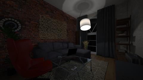 bedroom2 - Classic - Bedroom - by elawitkowska