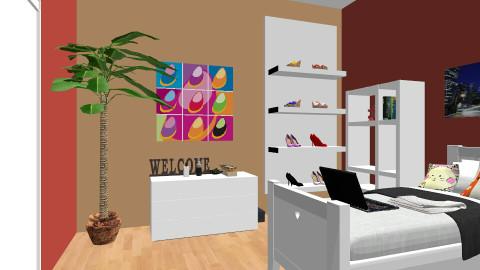soba verzija2 - Bedroom - by valocean