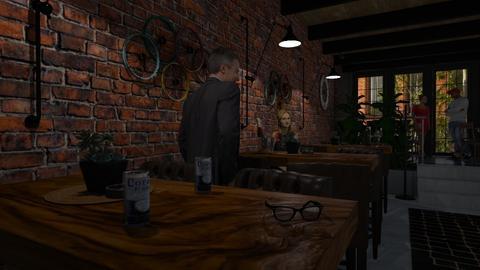 Lazy pub - by jarkaD