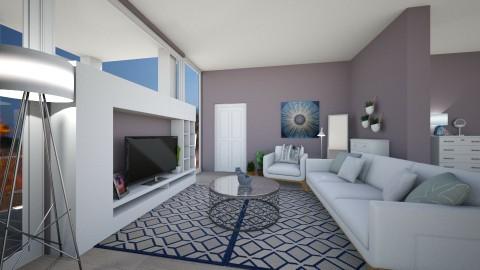 Hotel 101_Living Room - by YasmeenWahid