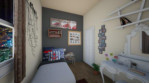 Alice room - Bedroom - by nicksal