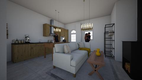 living - Living room - by makaylalijahj
