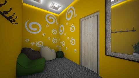 School relax room - Kids room - by AnUkr