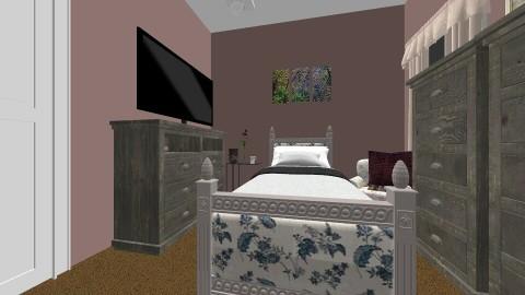 new bedroom - Modern - Bedroom - by Patricia Jackson Balla_916