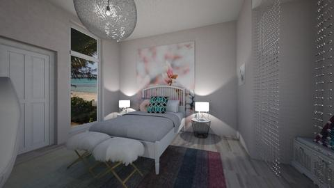 BIANCO - Bedroom - by Angela Quintieri