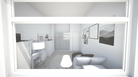 ROOM MAKEOVER 2 - Minimal - Bedroom - by alorahkplove
