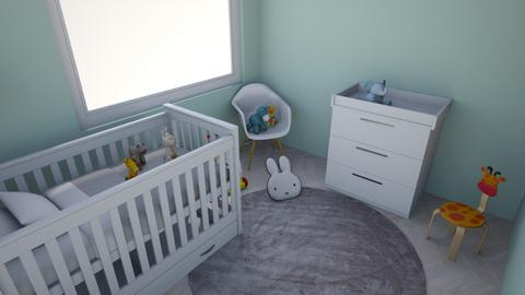 Slaapkamer2 - Kids room - by Loela