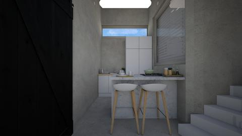 Casa322Kitchen - Modern - Kitchen - by nickynunes