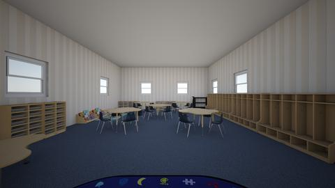 3rd Grade Room - by Kbeatty1