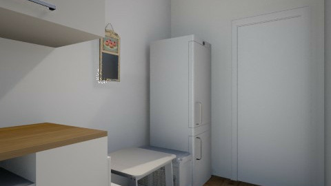 bucatarie 3 - Kitchen - by opheliact