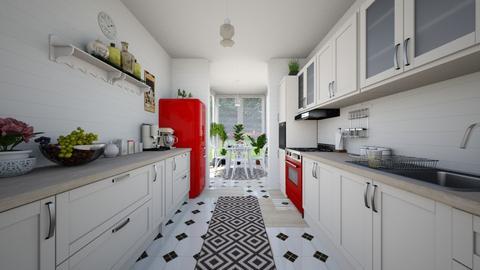 Kitchen - Kitchen - by Vicesz