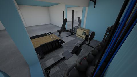 Bester gym - by rogue_97236fa7763e71fab43d771ee996b