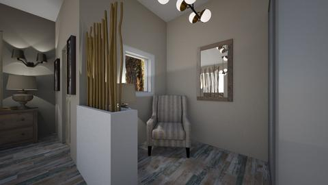 montagna - Bedroom - by Angela Quintieri
