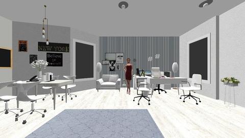 heba - Office - by he770