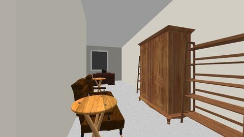 Grandpa Office - by jojodeedee