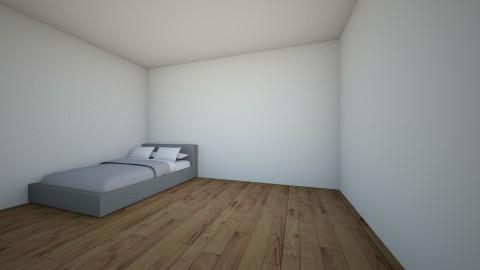 jj - Bedroom - by Miriam Gamliel